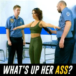 Adriana Chechik in What's Up Her Ass