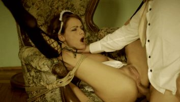 Bad maids need to be punished