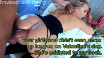 Big ass anal cheating girlfriend