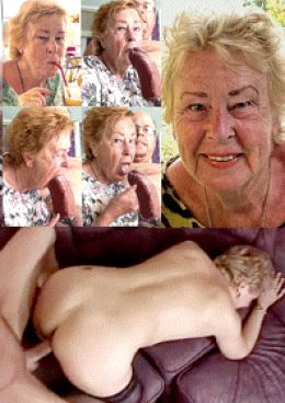 Blowjob and Anal Porn Sex Slut Granny Cathy E Loves Sucking off Cocks and Anal Sex with Neighbour