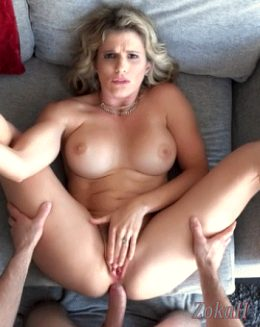 Cory chase gets fucked in the ass by her step son