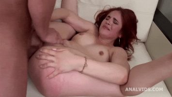 Face slapping anal