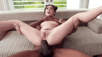 Hardcore interracial anal fuck