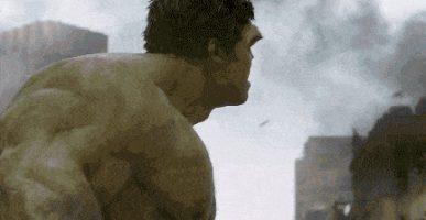 Hulk…smash