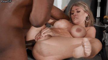 Kayla Kayden Getting Her Anus Wrecked
