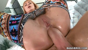LOVELY ANAL ACTION