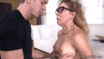 Mom needs to learn that if she'd just agree to let me fuck her, I'd go a lot easier on her!
