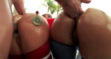 Nikki Delano Butt-Fuck