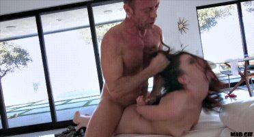 Rough anal is fun