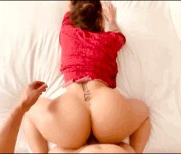 Sexy Latina booty anal fuckin