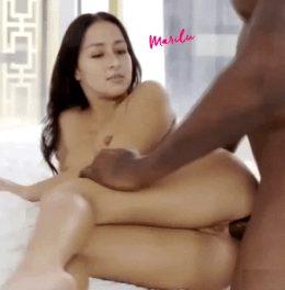 Sodomizando a la deliciosa Marilu