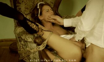 Sophie Lynx Clumsy Maid – 4