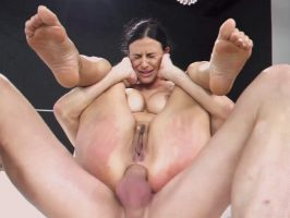 Too late to change your mind about being ass fucked ! (2)