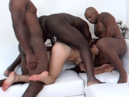 Too late to change your mind about this foursome plan !