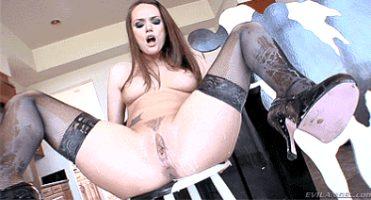 Tori black cum farting